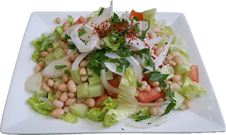 SALADE-DHARICOTS-BLANCS